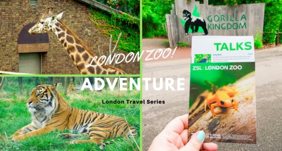 ZSL London Zoo Adventure