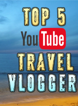 Top 5 Travel YouTubers that inspired me to become a YouTuber